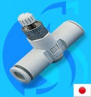 SMC (Co2 Accessory) Speed Control 6mm (1/4 inc)