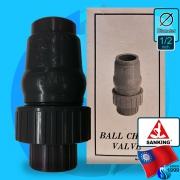 Sanking (Accessory) Ball Check Valve DN15 (1/2 inch)