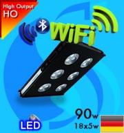 Sanrise (Led Lamp) AquaSanrise Plus R 30 90w Wifi Reef (Suitable 12-24 inc)