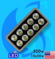 SeaSun (LED Lamp) Iwachi COB LED 500w  8000k
