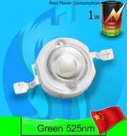 SeaSun (LED Lamp) Chanzon 1w Green 525nm