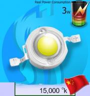 SeaSun (LED Lamp) Chanzon 3w White 15000k