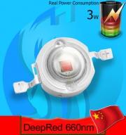 SeaSun (LED Lamp) Chanzon 3w Red 660nm