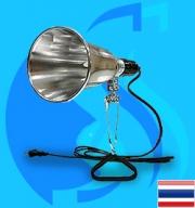 SeaSun (Reptile Lighting) Clamps Lighting with Reflect 140 E27