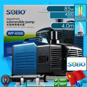 Sobo (Water Pump) Submersible Pump WP-6500 (4500 L/hr)(85w)(H 4m)