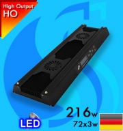 SunLEDKing (LED Lamp) Touch Screen T60-216w Reef (Suitable 24-36 inc)