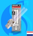 Philips (UVC Bulb) TUV PL- S Lamp 5w